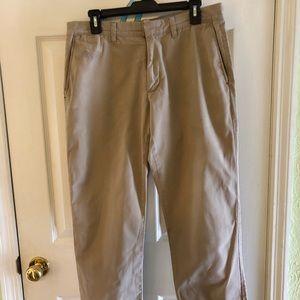 J Crew men's khaki pants